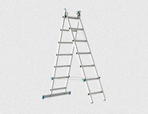 Лестница 2-секционная