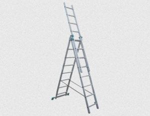 Лестница 3-секционная